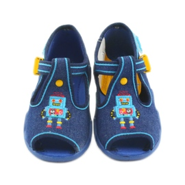 Scarpe per bambini Befado 217P103 blu 4