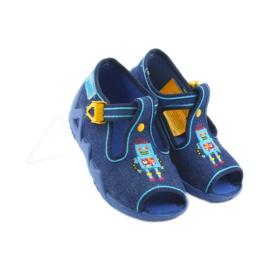 Scarpe per bambini Befado 217P103 blu 5
