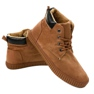 Sneakers da uomo isolate marrone AN06 immagine 2