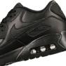 Nero Scarpe Nike Air Max 90 Ltr Gs Jr 833412-001 immagine 4