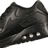 Nero Scarpe Nike Air Max 90 Ltr Gs Jr 833412-001 immagine 5