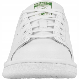 Scarpe Adidas Originals Stan Smith Jr M20605 bianco 2