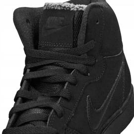 Scarpe Nike Ebernon Mid Se M AQ8125-003 nero 2