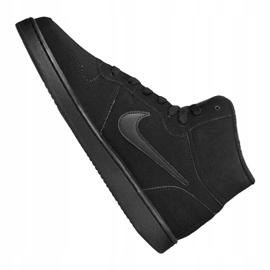 Scarpe Nike Ebernon Mid Se M AQ8125-003 nero 3
