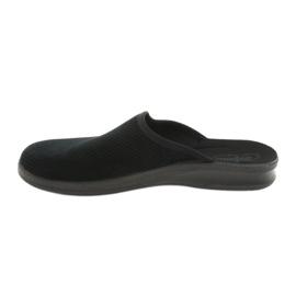 Befado scarpe da uomo pu 548M020 nero 2