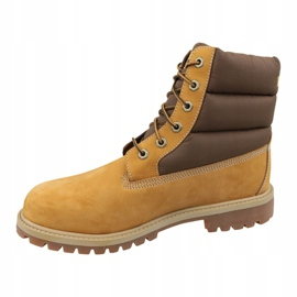 Stivali invernali Timberland 6 In Quilit Boot Jr C1790R marrone 1