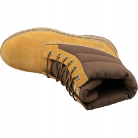 Stivali invernali Timberland 6 In Quilit Boot Jr C1790R marrone 2
