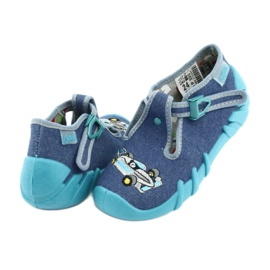 Scarpe per bambini Befado 110P320 blu 4