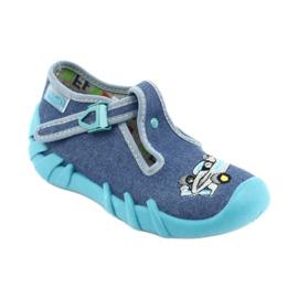 Scarpe per bambini Befado 110P320 blu 1