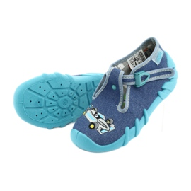 Scarpe per bambini Befado 110P320 blu 5