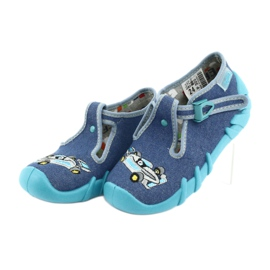 Scarpe per bambini Befado 110P320 blu 3