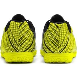 Scarpe da calcio Puma One 5.4 It Jr 105664 04 giallo bianco, nero, giallo 4