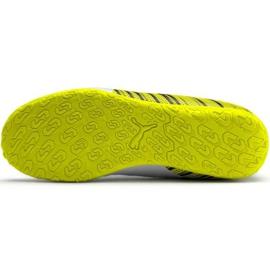 Scarpe da calcio Puma One 5.4 It Jr 105664 04 giallo bianco, nero, giallo 5