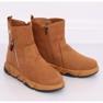 Sneakers cammello SJ1938 Cammello marrone 2