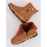 Sneakers cammello SJ1938 Cammello marrone 3