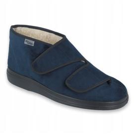 Scarpe da donna Befado pu 986D010 blu navy 1