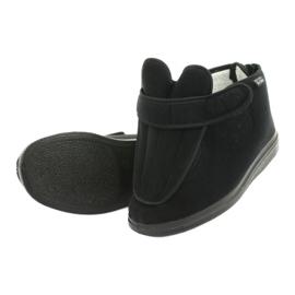 Befado scarpe da donna pu orto 987D002 nero 6