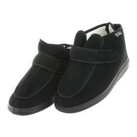 Befado scarpe da donna pu orto 987D002 nero 4
