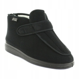 Befado scarpe da donna pu orto 987D002 nero 2