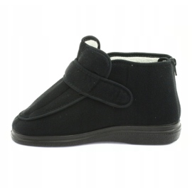 Befado scarpe da donna pu orto 987D002 nero 3
