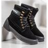 Yes Mile Stivali alla moda annodati nero 4