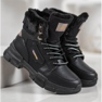 Yes Mile Sneakers con pelliccia nero 4