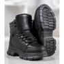 SHELOVET Sneakers isolate nero 4