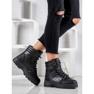 SHELOVET Sneakers isolate nero 1