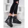 SHELOVET Sneakers isolate nero 2