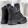SHELOVET Sneakers isolate nero 5