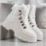 SHELOVET Sneakers isolate bianco 4