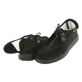 Befado scarpe da donna pu 387D005 nero 5