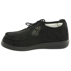 Befado scarpe da donna pu 387D005 nero 3