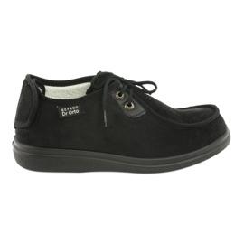 Befado scarpe da donna pu 387D005 nero 1