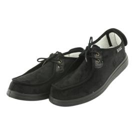 Befado scarpe da donna pu 387D005 nero 4
