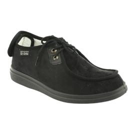 Befado scarpe da donna pu 387D005 nero 2