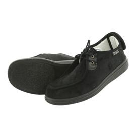 Befado scarpe da donna pu 387D005 nero 6