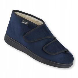 Scarpe da donna Befado pu 986D010 blu navy 2
