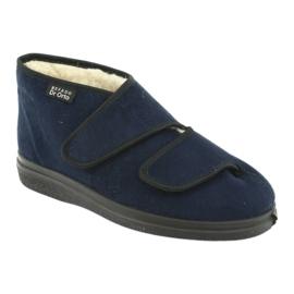 Scarpe da donna Befado pu 986D010 blu navy 3