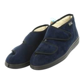 Scarpe da donna Befado pu 986D010 blu navy 4