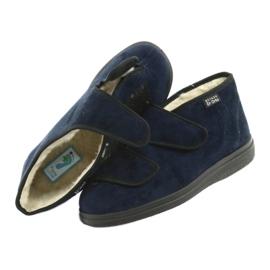Scarpe da donna Befado pu 986D010 blu navy 5