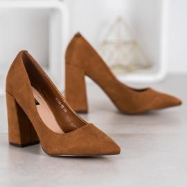 Pompe VICES marrone 5