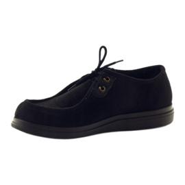 Befado scarpe da donna pu 871D004 nero 4