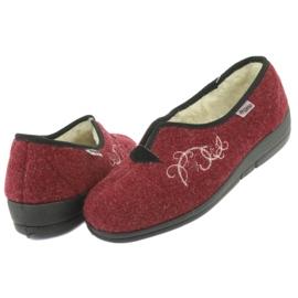 Befado scarpe da donna pu 940D355 rosso 5