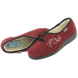 Befado scarpe da donna pu 940D355 rosso 6