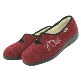 Befado scarpe da donna pu 940D355 rosso 4