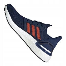Scarpe Adidas UltraBoost 20 M EG0693 marina 3