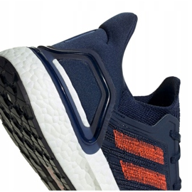 Scarpe Adidas UltraBoost 20 M EG0693 marina 4