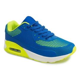 DN3-8 Royal scarpe da corsa sportive blu 4