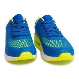 DN3-8 Royal scarpe da corsa sportive blu 1